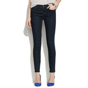 MADEWELL Skinny Skinny Jeans